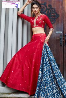 Mesmerize your look with this -Lehenga Choli
