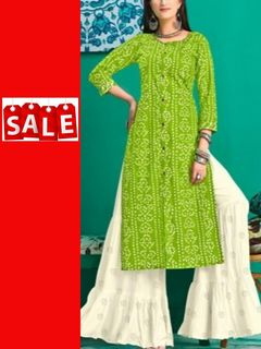 Look charming in your ethnic attire wearing this