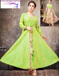 Style yourself this festive season by wearing this beautiful designer salwar