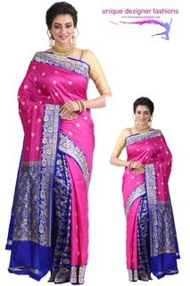 Grab hold of this beautiful net saree