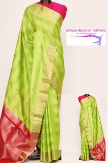 Be the show stopper as you adorn this beautiful Saree