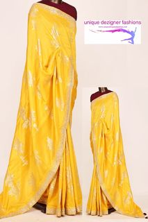 Revamp your ethnic closet with this modern  saree