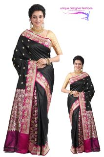 Exclusive and exquiste designer saree