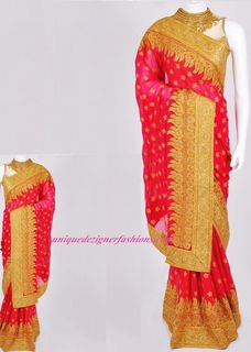 Look classy and sophisticated in this beautiful saree
