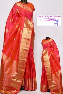 Carry elegance and style by wearing this Saree