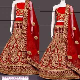 Exclusive Designer Lehenga Choli