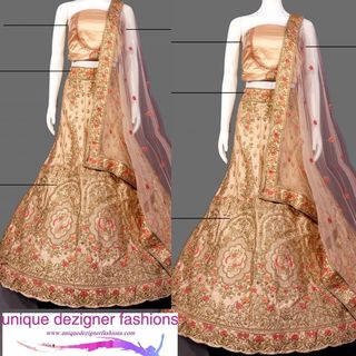 Grab this astonising lehenga choli  which catches hearts!