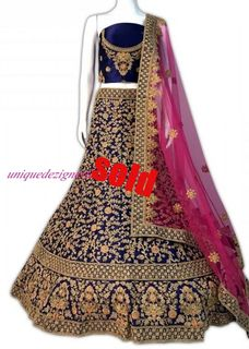 Look sUPER Trendy With This  Exclusive Lehenga Choli