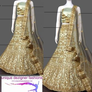 look stunning in this beautiful lehenga choli