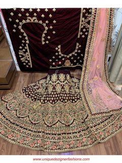 Indian heritage lehenga  perfect for your  special occasion