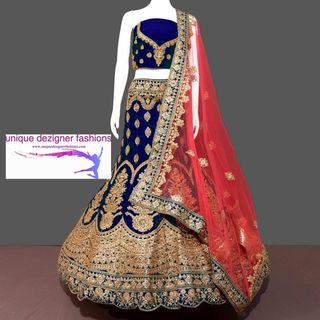 Captivating Designer Lehenga