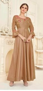 Grab hold of this stylish gown