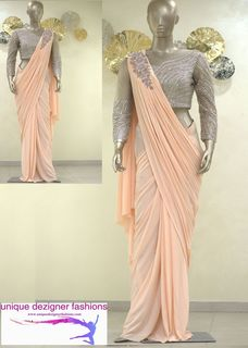 Gift yourself this elegant  saree