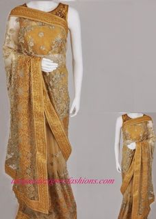 Look smart and stylish in this saree