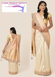 look vivacious in this saree
