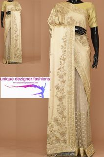 DOLL UP IN DESIGNER SAREE