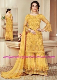 Embody bollywood glitz and glamour in this