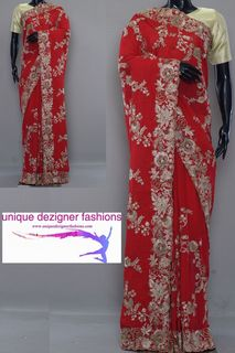 7e0c2a107c041 Revamp your ethnic closet with this modern twirk saree